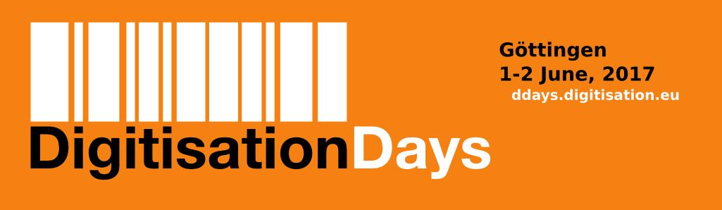 Digitisation Days