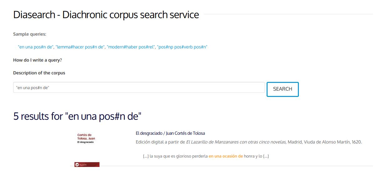 IMPACT-es diachronic corpus